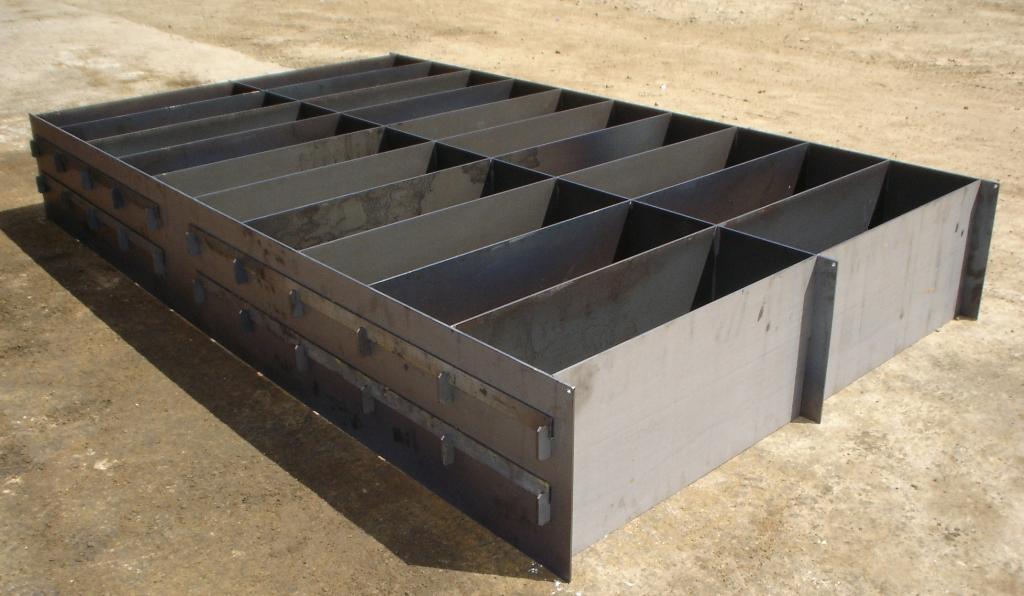 формы для полистиролбетонных блоков своими руками
